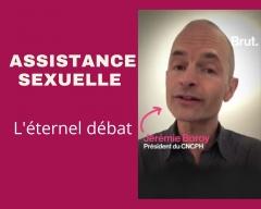 brut,sexe et handicap,handicap et sexualité,débat,cncph