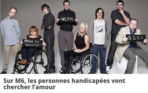 Rencontre handicap m6
